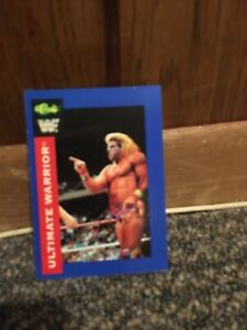 WWF-Classic-Trading-Card-1991-Ultimate-Warrior-70