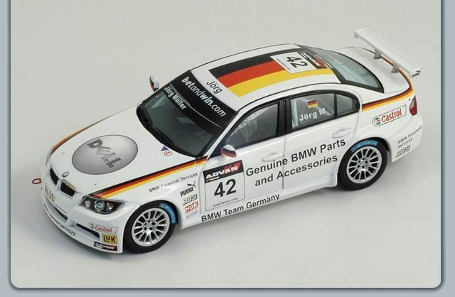 1 43 BMW 320si  WTCC 2006   BMW Team Germany  J.Muller