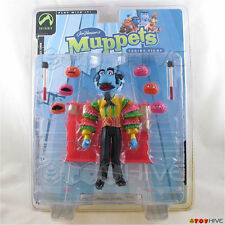 Muppets Palisades Marvin Suggs with color shirt Series 8 figure - worn yellowed