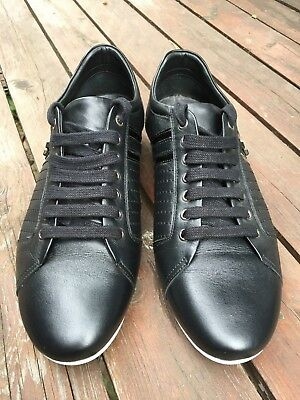 VERSACE COLLECTION SHOES CASUAL LACE UP