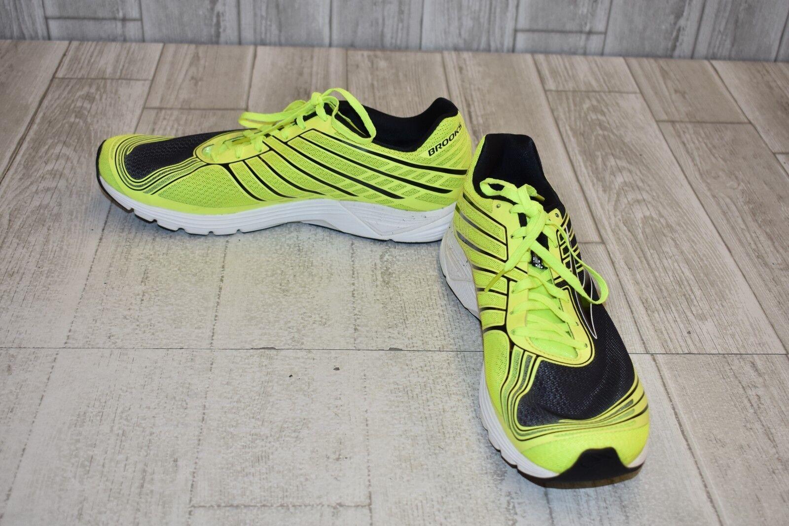 Brooks Asteria Running scarpe, Uomo Dimensione 11.5 D, nero nero nero Nightlife 00b0fe