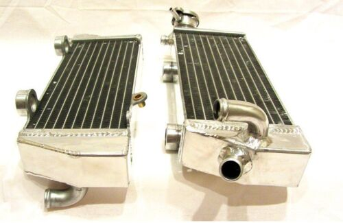 New Radiator Pair KTM 125/150/200/250/300 SX/XC/XC-W 14-2016 15 16