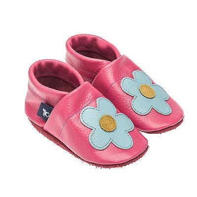 Dedito Pantau Baby Liya Lauflernschuhe Pantofole Scarpe Baby-cavalletto Fiore- Acquisto Speciale