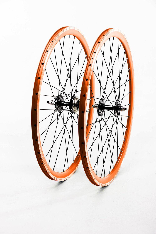Fixie Fixed Gear Freewheel Single Speed Wheel Wheelset