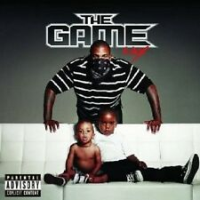 "THE GAME ""LAX (NEW VERSION)"" CD ----18 TRACKS---- NEU"