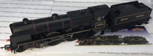 Bachmann 31-210K Patriot Class The Royal Pioneer Corps 45506 BR Collectors Club