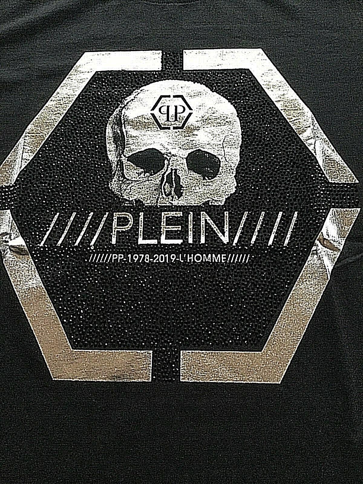 Original  Herren Tshirt von Philipp Plein KOLLEKTION 2019 XL XL XL NEU mit Etikett OVP   Ich kann es nicht ablegen  f34dbc