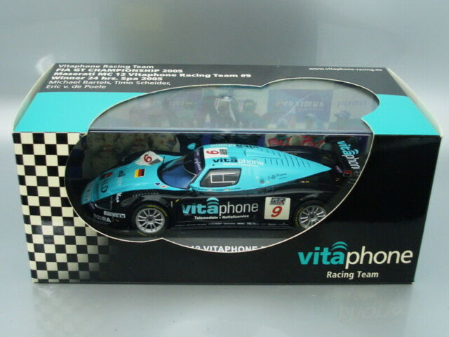 "DECALS 1//43 MASERATI MC12  #1 ou #2 /"" VITAPHONE /"" SPA  2008 COLORADO  43173"