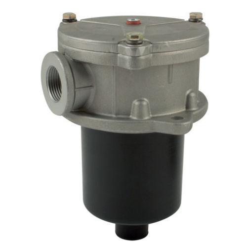 TANK Top Ritorno Filtro 1 BAR by-pass 7 bar di pressione di esercizio BIRMANO idraulico