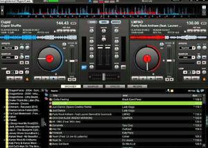 Virtual DJ Pro 7 - DJ SOFTWARE- DISCO SOFTWARE - FREE NEXT ...