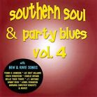 Southern Soul & Party Blues, Vol. 4 by Various Artists (CD, Mar-2011, CDS Records)