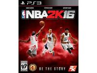 NBA 2K16 Early Tip-off Edition PlayStation 3 Game