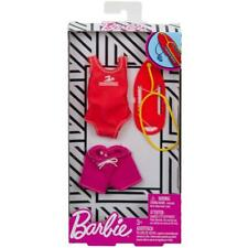 Barbie Doll Fashion Pack Clothes Lifeguard Swimsuit Shorts Buoy NEW FREE SHIP