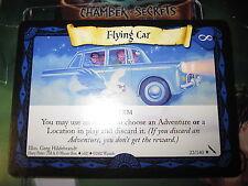 HARRY POTTER TCG CARD CHAMBER OF SECRETS FLYING TO HOGWARTS 24/140 RARE MINT EN