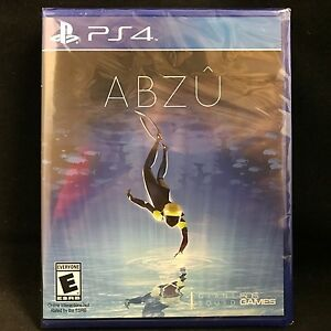 Abzu-Sony-PlayStation-4-2016-BRAND-NEW-Region-Free