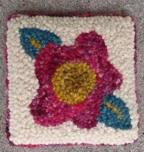Détails Sur Oxford Punch Aiguille Tapis Débutant Kit Fleur Usage Régulier 10 Afficher Le Titre Dorigine