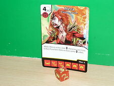 DICE MASTERS DC War of Light Rare - 121 Mera
