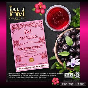I-Am-Worldwide-Amazing-ACAI-BERRY-EXTRACT-W-COLLAGEN-Member-Distributor