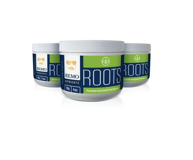 Remo Nutrients Roots Gel 7 Gram Rooting Compound 1 4 Oz 25