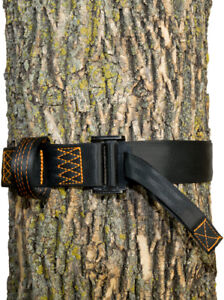 Muddy Safety Harness Tree Strap W Steel Buckle Attachment