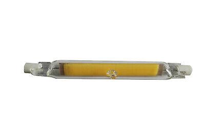Lampada lampadina led cob r7s 7 watt 78mm luce bianca for Lampadina r7s led 78mm