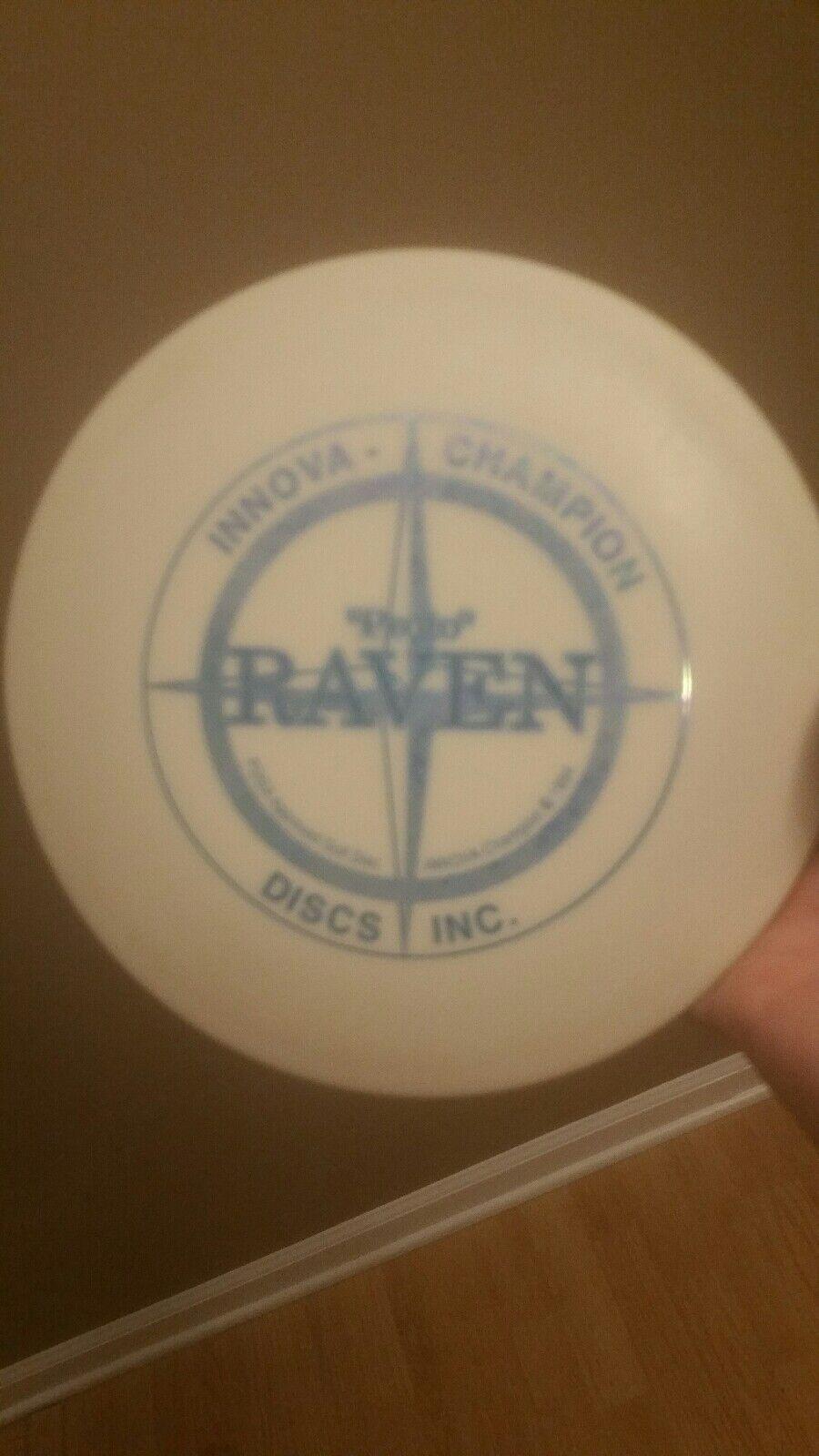 Rare Proto Proto Rare Raven Disc Golf d0beb0