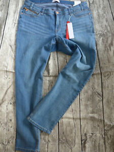 Sheego-Women-039-s-Trousers-Jeans-Size-44-to-58-Blue-Long-Normal-006-New