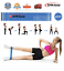 miniatuur 12 - RESISTANCE BANDS SET OR SINGLES - LATEX EXCERCISE GLUTES YOGA PILATES HOME GYM