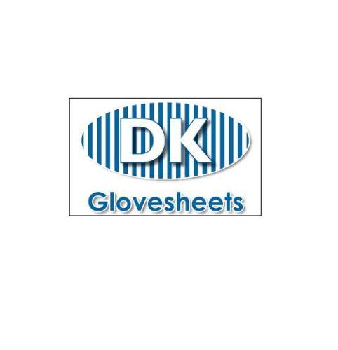 Nouveau DK Glovesheet 2 Pack Blanc économiseur d/'espace de Lit Matelas Drap Housse 100x52cm