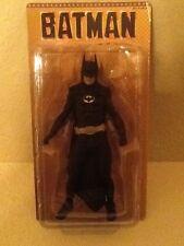NECA 25th Anniversary 1989 Batman Michael Keaton Action Figure Free Shipping!