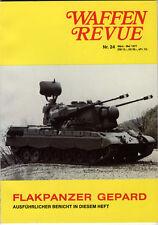 Waffen Revue Nr. 24 Flakpanzer Gepard Flak 41 Rarität