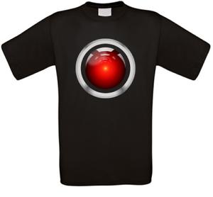 HAL-9000-2001-a-Space-Odyssey-Odyssee-im-Weltraum-Kult-T-Shirt-alle-Grosen-NEU