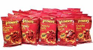VITNER-039-S-FLAMING-HOT-CHEESE-CRUNCHY-KURLS-A-Chicago-Original-30-1oz-tasty-bags