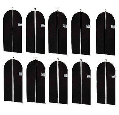 10 X Kleidersack Xxl Kleiderhülle Schutzhülle Kleider Kleidersäcke 150 X 60cm Verschiedene Stile