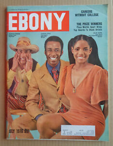 Dr Allen And Ebony Magazine Photos