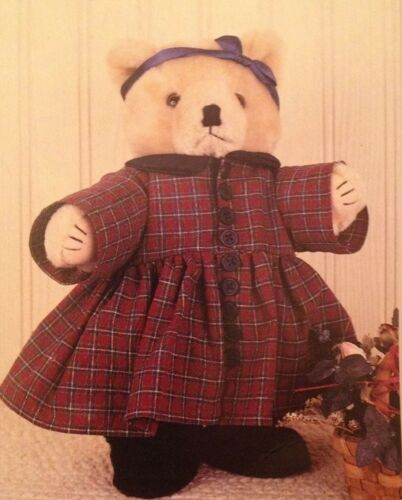 """Country Gal Outfit Treasured Toggery  12/"""" Bears or Dolls  Tender heart Treasures"""