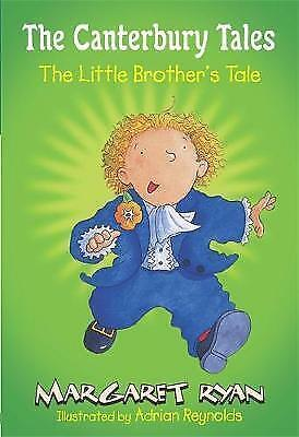 1 of 1 - Ryan, Margaret, The Little Brother's Tale (The Canterbury Tales - book 2), Very
