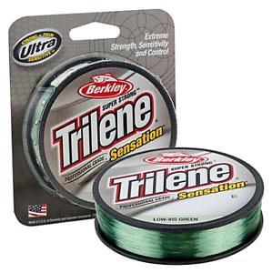Berkley-Trilene-Sensation-Monofilament-Filler-Spool-330-Yards-Fishing-Line