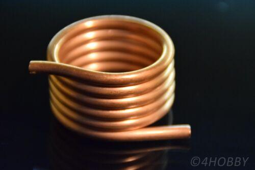 Kühlmantel Kupfer Motorkühlung 34mm Kühlspirale Wasserkühlung Spirale Kupferrohr