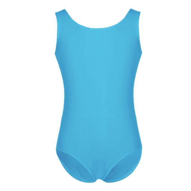 Girls Kids Training Bra Teenage Cotton Bralette Sports Underwear Ballet Leotard
