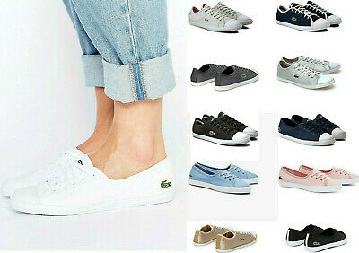 Womens Lacoste Shoes Ziane Lace Up