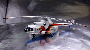 Herpa-Wings-556798-Luftwaffe-Mil-Mi-8T-LTG-65-034-Fly-out-colors-034-1-200-Scale