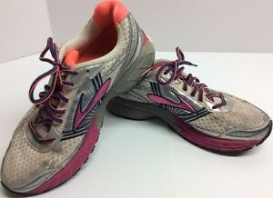 5b60cb13cc3fe Image is loading Womens-Brooks-Adrenaline-GTS-14-1201511B581-Running-Shoes-
