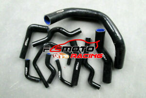 Silicone-Heater-Hose-Kit-For-Nissan-Silvia-S13-S14-S15-200SX-240SX-SR20DET-BLACK