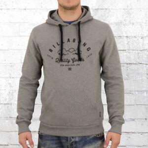 Hoodie da con uomo Patrol Felpa Sweater Grey Billabong cappuccio Hoody Hooded 1x7wWqPv4