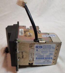 ECS Arcade Bill Acceptor for Parts or Repair   eBay