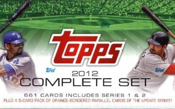 2012 Topps Base (221-440) U Pick  Complete Your Set