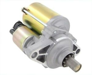 Image Is Loading New Starter For Acura Cl Tl Mdx Honda