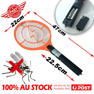 NEW-Electric-Handheld-Bug-Zapper-Racket-Mosquito-Fly-Swatter-Killer-Insects-Bat