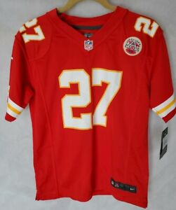 fe824fd3 Details about Nike NFL KC Chiefs Youth Jersey size M 10/12